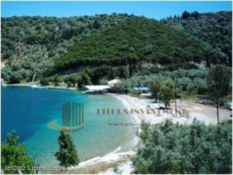 Waterfront Plot in Meganisi