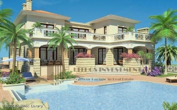 Very impressive villa at Limassol