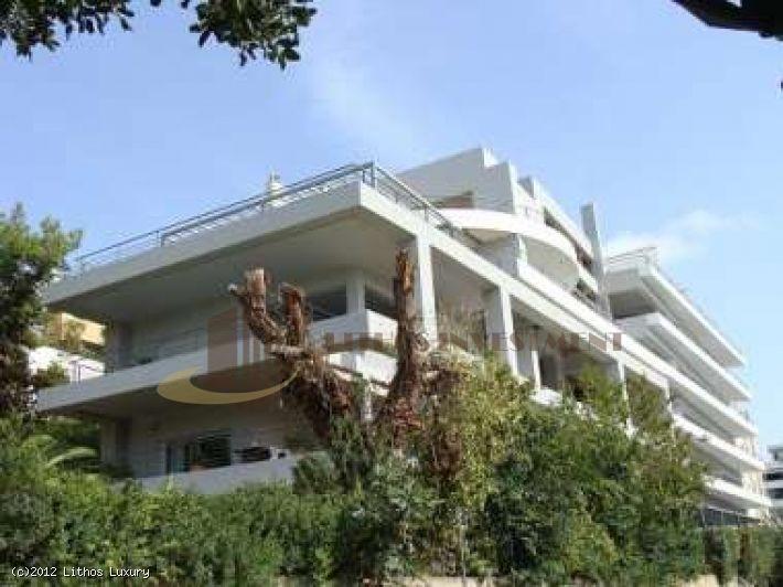 Glyfada Penthouse Maisonette